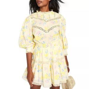 NWT LoveShackFancy X Target Louise dress size M